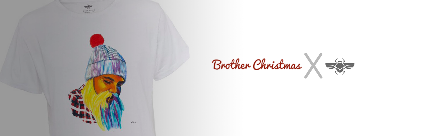 BrotherChristmas_x_PureWaste_huutokauppa_slider